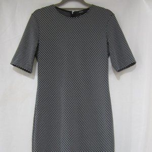 """Theory 4 Current Pencil Fitted Stretch Dress 34"""" B"""